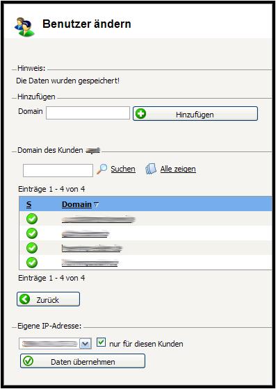 SSL Zertifikat in Confixx einbinden – SSLplus